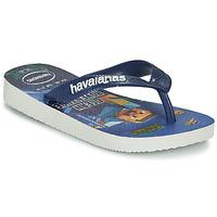 Sapatos Rapaz Chinelos Havaianas KIDS MINECRAFT Azul