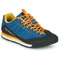 Sapatos Homem Sapatilhas Merrell CATALYST SUEDE Azul