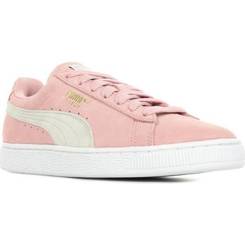 Sapatos Mulher Sapatilhas Puma Suede Classic Wn's Rosa
