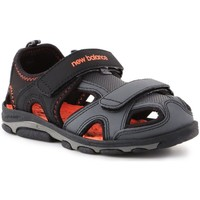 Sapatos Rapaz Sandálias New Balance Kids Expedition Sandal Preto,Cinzento