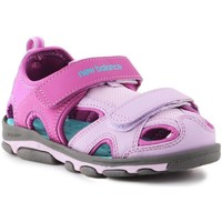 Sapatos Rapariga Sandálias New Balance Kids Expedition Sandal Cor-de-rosa,Roxo