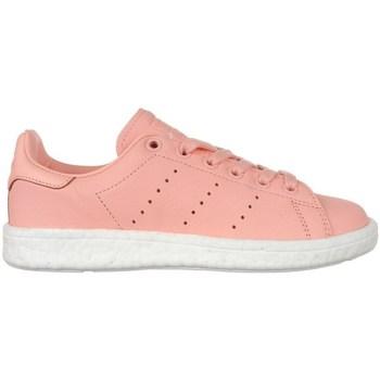 Sapatos Mulher Sapatilhas adidas Originals Stan Smith Boost Cor-de-rosa