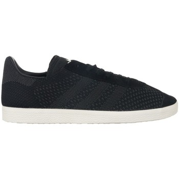 Sapatos Homem Sapatilhas adidas Originals Gazelle Primeknit Preto