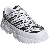 Sapatos Mulher Sapatilhas adidas Originals Kiellor W Branco, Preto