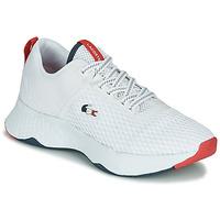 Sapatos Homem Sapatilhas Lacoste COURT-DRIVE 0120 3 SMA Branco / Vermelho