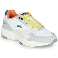 Sapatos Mulher Sapatilhas Lacoste STORM 96 LO 0120 2 SFA Cinza / Azul