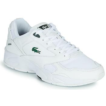 Sapatos Homem Sapatilhas Lacoste STORM 96 LO 0120 3 SMA Branco / Verde