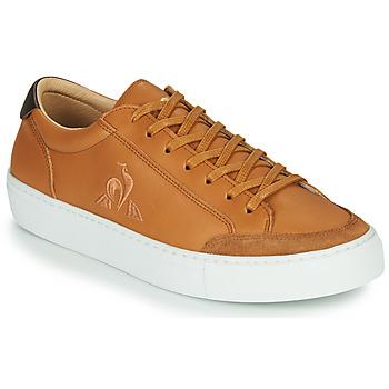 Sapatos Homem Sapatilhas Le Coq Sportif PRODIGE Conhaque