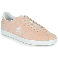 Sapatos Mulher Sapatilhas Le Coq Sportif AMBRE Rosa