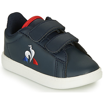 Sapatos Criança Sapatilhas Le Coq Sportif COURTSET INF Marinho