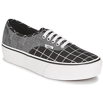 Sapatos Mulher Sapatilhas Vans AUTHENTIC PLATFORM 2.0 Cinza