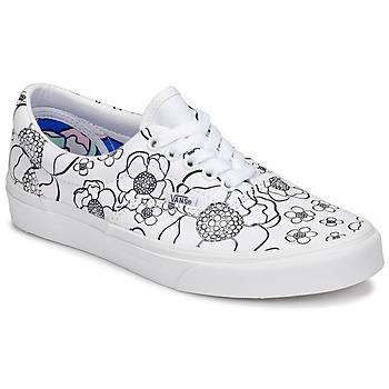 Sapatos Mulher Sapatilhas Vans ERA Branco / Preto