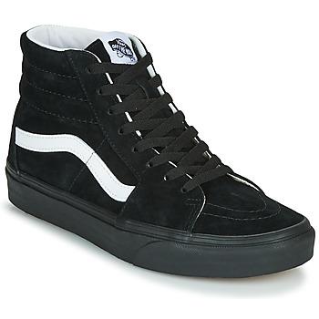Sapatos Sapatilhas de cano-alto Vans SK8-HI Preto