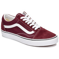 Sapatos Sapatilhas Vans Old Skool Bordô