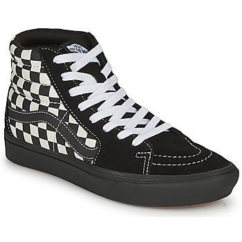 Sapatos Mulher Sapatilhas de cano-alto Vans COMFYCUSH SK8-HI Preto