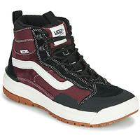 Sapatos Mulher Sapatilhas de cano-alto Vans ULTRARANGE EXO HI MTE Preto / Bordô