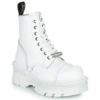 Sapatos Botas baixas New Rock M-MILI083CM-C56 Branco