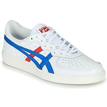 Sapatos Sapatilhas Onitsuka Tiger GSM LEATHER Branco / Vermelho / Azul