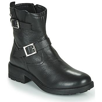 Sapatos Mulher Botas baixas Les Tropéziennes par M Belarbi LOOKY Preto