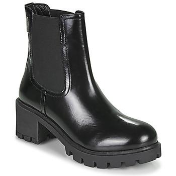 Sapatos Mulher Botins Les Tropéziennes par M Belarbi ZANGE Preto