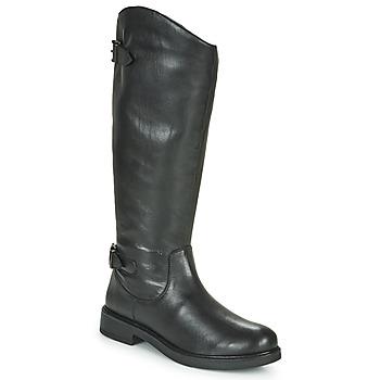 Sapatos Mulher Botas Les Tropéziennes par M Belarbi LOLA Preto