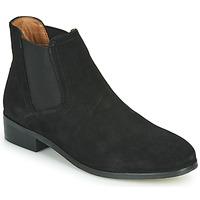 Sapatos Mulher Botas baixas Les Tropéziennes par M Belarbi UZOU Preto