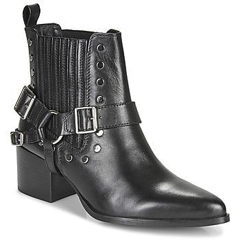 Sapatos Mulher Botins Les Tropéziennes par M Belarbi KIMIKO Preto