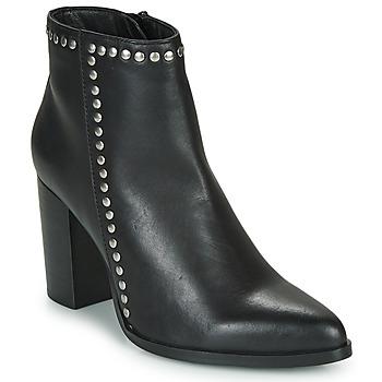 Sapatos Mulher Botins Les Tropéziennes par M Belarbi KANOU Preto