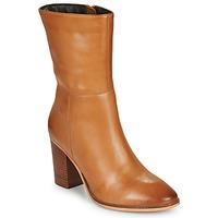 Sapatos Mulher Botins Les Tropéziennes par M Belarbi LIVANA Castanho