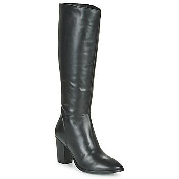 Sapatos Mulher Botas Les Tropéziennes par M Belarbi Lyco Preto