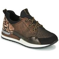 Sapatos Mulher Sapatilhas Remonte Dorndorf R2503-24 Castanho / Réptil