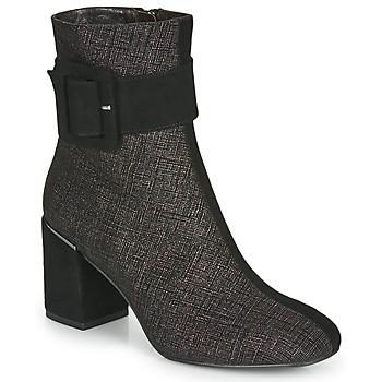 Sapatos Mulher Botins Perlato JAMIROCK Preto