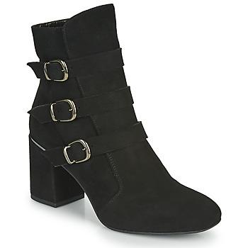 Sapatos Mulher Botins Perlato JAMIKOU Preto