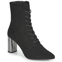 Sapatos Mulher Botins Perlato JAMOGA Preto