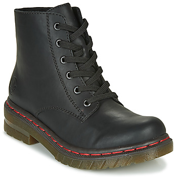 Sapatos Mulher Botas baixas Rieker 76240-00 Preto