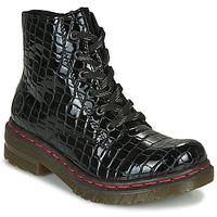 Sapatos Mulher Botas baixas Rieker 76246-00 Preto