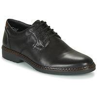 Sapatos Homem Sapatos Rieker 16541-02 Preto