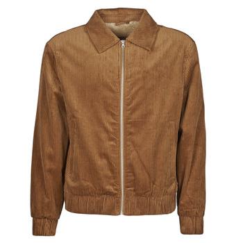 Textil Homem Jaquetas Urban Classics TB3808 Camel