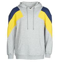 Textil Homem Sweats Urban Classics TB2402 Cinza / Azul