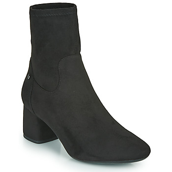 Sapatos Mulher Botins Stonefly LEYLA 3 Preto