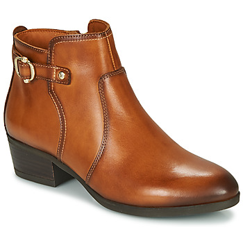 Sapatos Mulher Botins Pikolinos DAROCA W1U Castanho