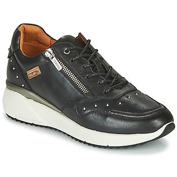 Sapatos Mulher Sapatilhas Pikolinos SELLA W6Z Preto