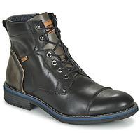 Sapatos Homem Botas baixas Pikolinos YORK M2M Preto