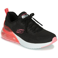 Sapatos Mulher Sapatilhas Skechers SKECH-AIR Preto / Rosa