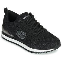 Sapatos Mulher Sapatilhas Skechers SUNLITE Preto
