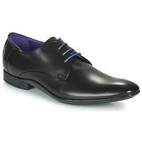 Sapatos Homem Sapatos Azzaro OUTINO Preto
