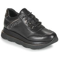 Sapatos Mulher Sapatilhas Café Noir JIZELE Preto