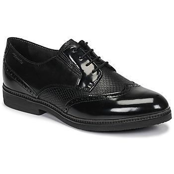 Sapatos Mulher Sapatos Tamaris KELA Preto