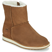 Sapatos Mulher Botas de neve Helly Hansen ANNABELLE BOOT Camel