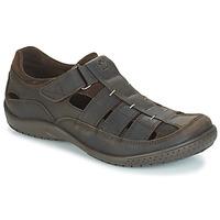 Sapatos Homem Sandálias Panama Jack MERIDIAN Castanho